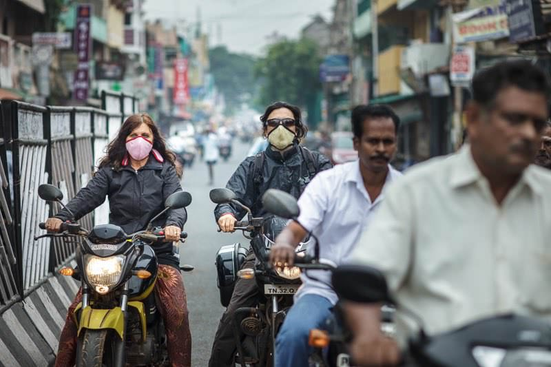air pollution in Indian cities
