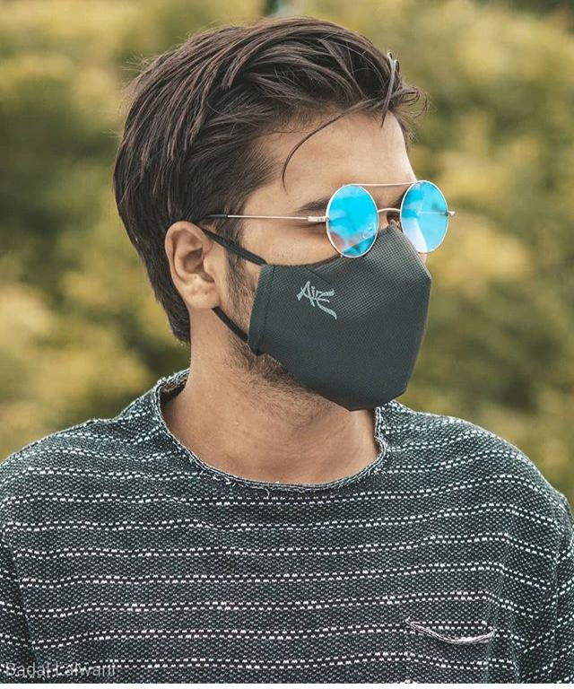 anti-pollution mask by Aire Mask