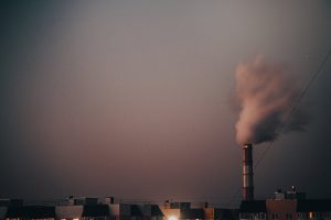 Chemical pollution from industries